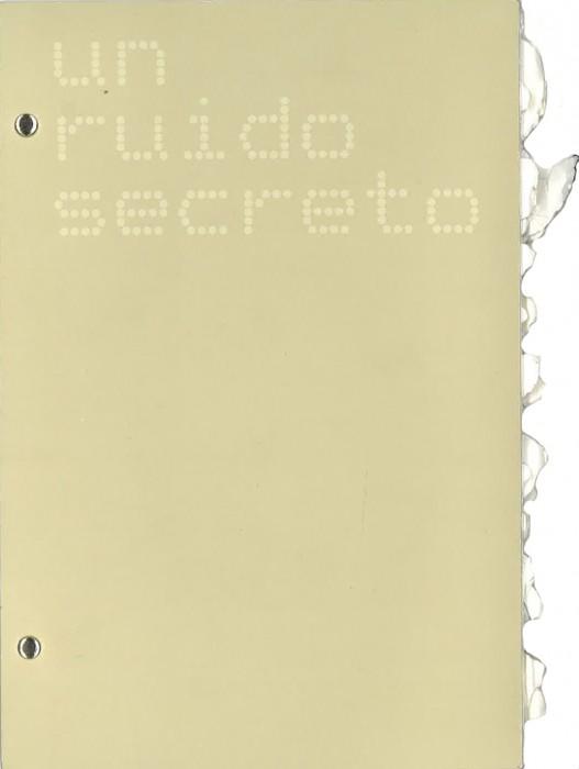 Un Ruido secreto_portada_web